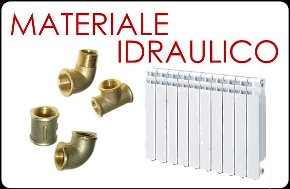 pulsante materiale idrico