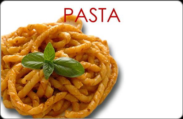 pulsante pasta