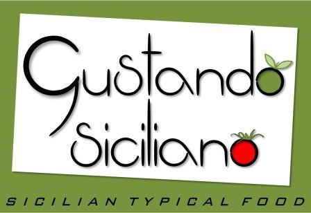 logo GUSTANDO SICILIANO